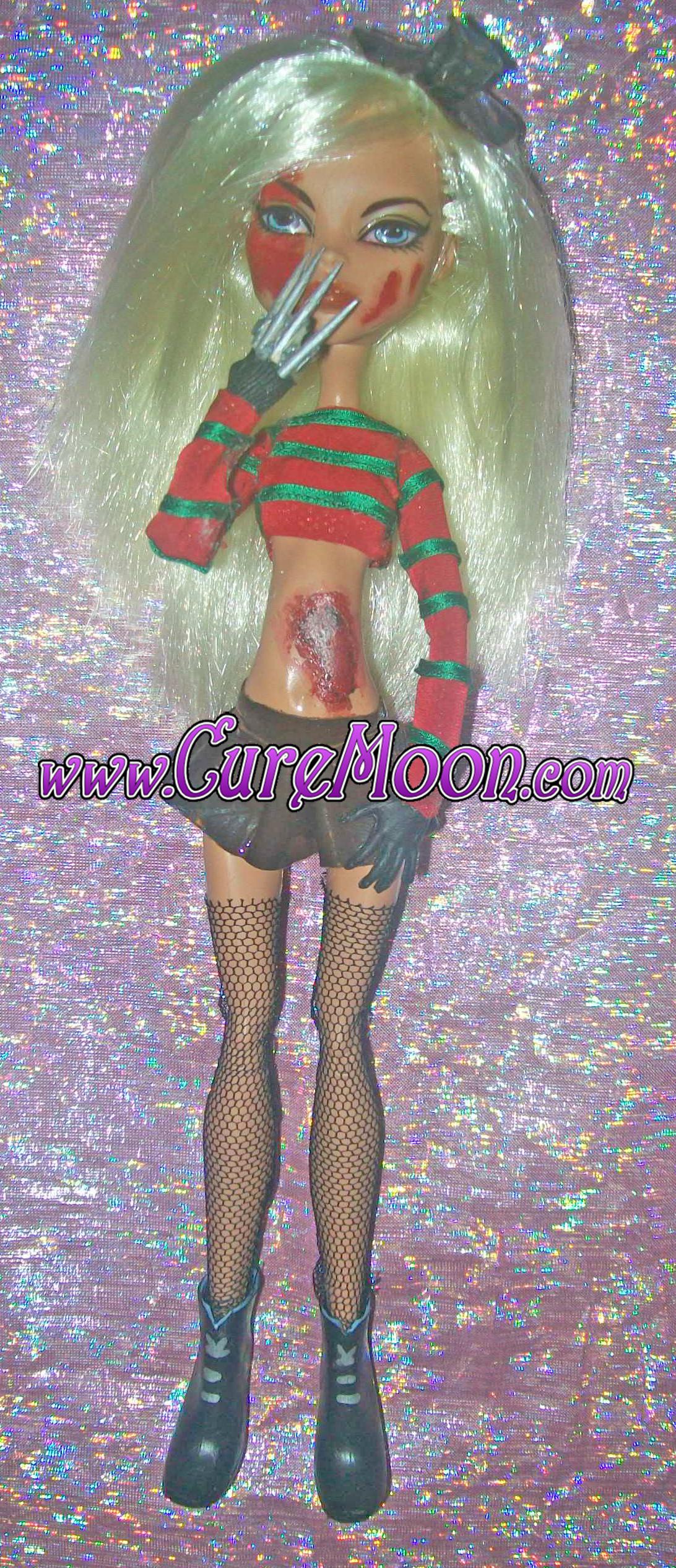 monster-high-bambola-doll-ooak-handmade-custom-freddy-kruger-meddy-curemoon-bunnytsukino
