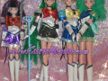 sailor-moon-stars-eternal-outer-custom-ooak-handmade-saturn-pluto-neptune-uranus-dolls-bambole-doll-bambola-curemoon