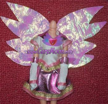 eternal-sailor-chibiusa-vestitino-fuku-dress-wings-chibimoon-custom-bunnytsukino