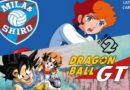 Mila e Shiro e Dragon Ball GT arrivano su Italia 2