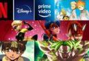 NETFLIX, PRIME, DISNEY+ E TIM VISION: tutte le novità animate di MAGGIO 2021