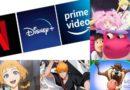 NETFLIX, PRIME, DISNEY+ E TIM VISION: tutte le novità animate di GIUGNO 2021
