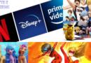 NETFLIX, PRIME, DISNEY+ E TIM VISION: tutte le novità animate di SETTEMBRE 2021